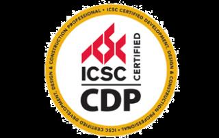 ICSC CDP Certified