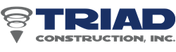 Triad Retail Construction, Inc Logo